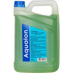 Средство для мытья посуды AQUALON 5л яблоко
