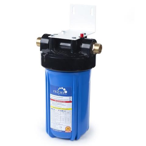 Магистральный предфильтр для холодной воды Гейзер Джамбо 10 ВВ