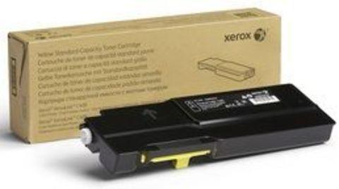 Тонер-картридж 106R03533 желтый для XEROX VL C400/C405. Ресурс 8000 страниц