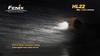 Купить Налобный светодиодный фонарь Fenix HL22 серый 120 люмен (модель 34002) по доступной цене