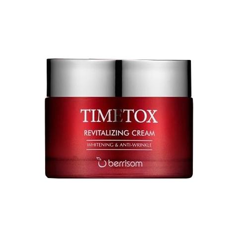 BERRISOM TIMETOX Крем для лица антивозрастной Berrisom TIMETOX REVITALIZING CREAM