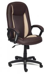 Кресло компьютерное Бриндиси (Brindisi) — черный/красный/черный перфорированный (36-6/36-161/36-6/06)