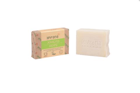 Levrana, Хмель, натуральное мыло, 100 г