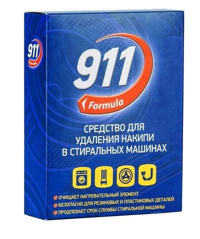 Sellwin Pro 911 Formula Средство для удаления накипи в стиральных машинах 200мл