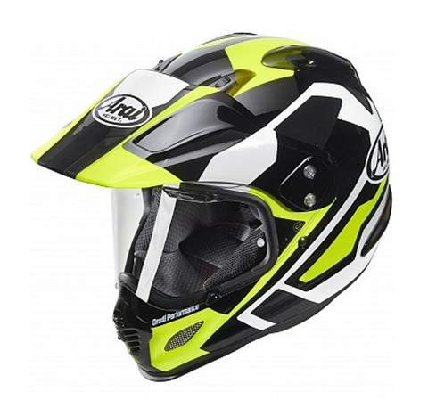 Эндурный шлем Arai Tour-X4 Catch Yellow
