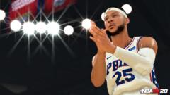 Xbox One NBA 2K20 (английская версия)