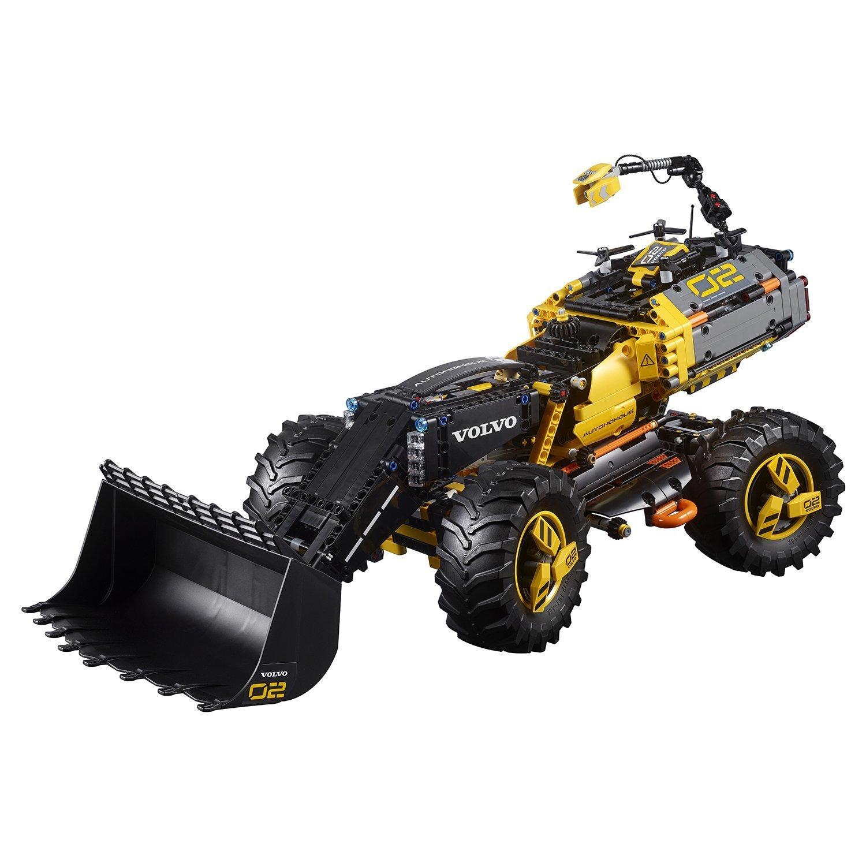 Конструктор LEGO Technic Volvo колёсный погрузчик ZEUX 42081