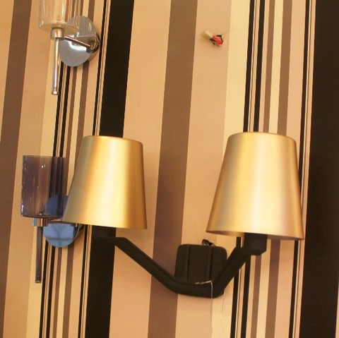 replica Tom Dixon Base wall lamp