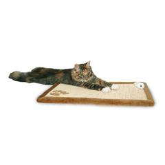 Trixie Когтеточка-коврик коричневый 55х35 см