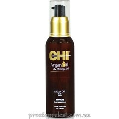 Chi Argan Oil Plus Moringa Oil - Восстанавливающее масло