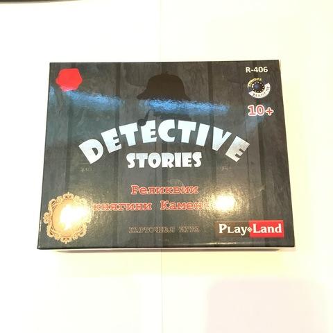 Наст. игра Детективные истории/R-406