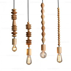 люстра BRIGHT BEADS PENDANT LIGHT 1