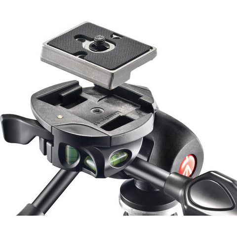 Штативная головка Manfrotto MH293D3-Q2 3 Way Head With Foldable Handles