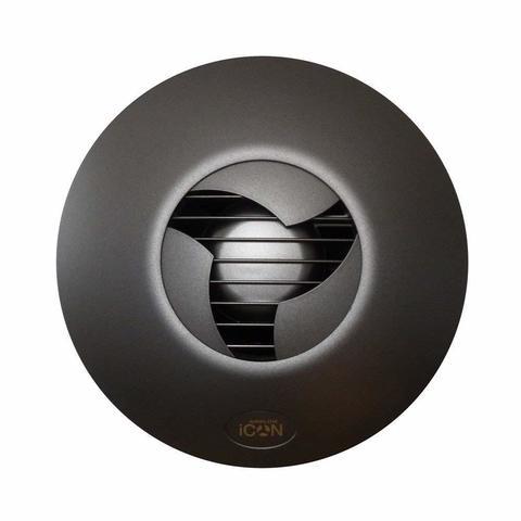 Лицевая панель для вентилятора Airflow iCON 15 цвета Антрацит