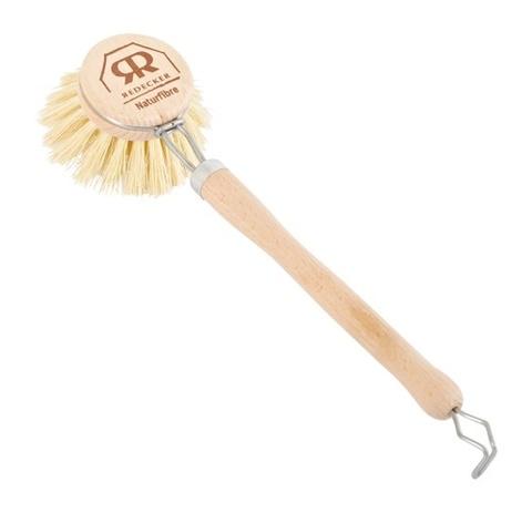 Щётка для мытья посуды с жёсткой щетиной