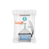 Пакет пластиковый, O 60л 40шт, артикул 124846, производитель - Brabantia