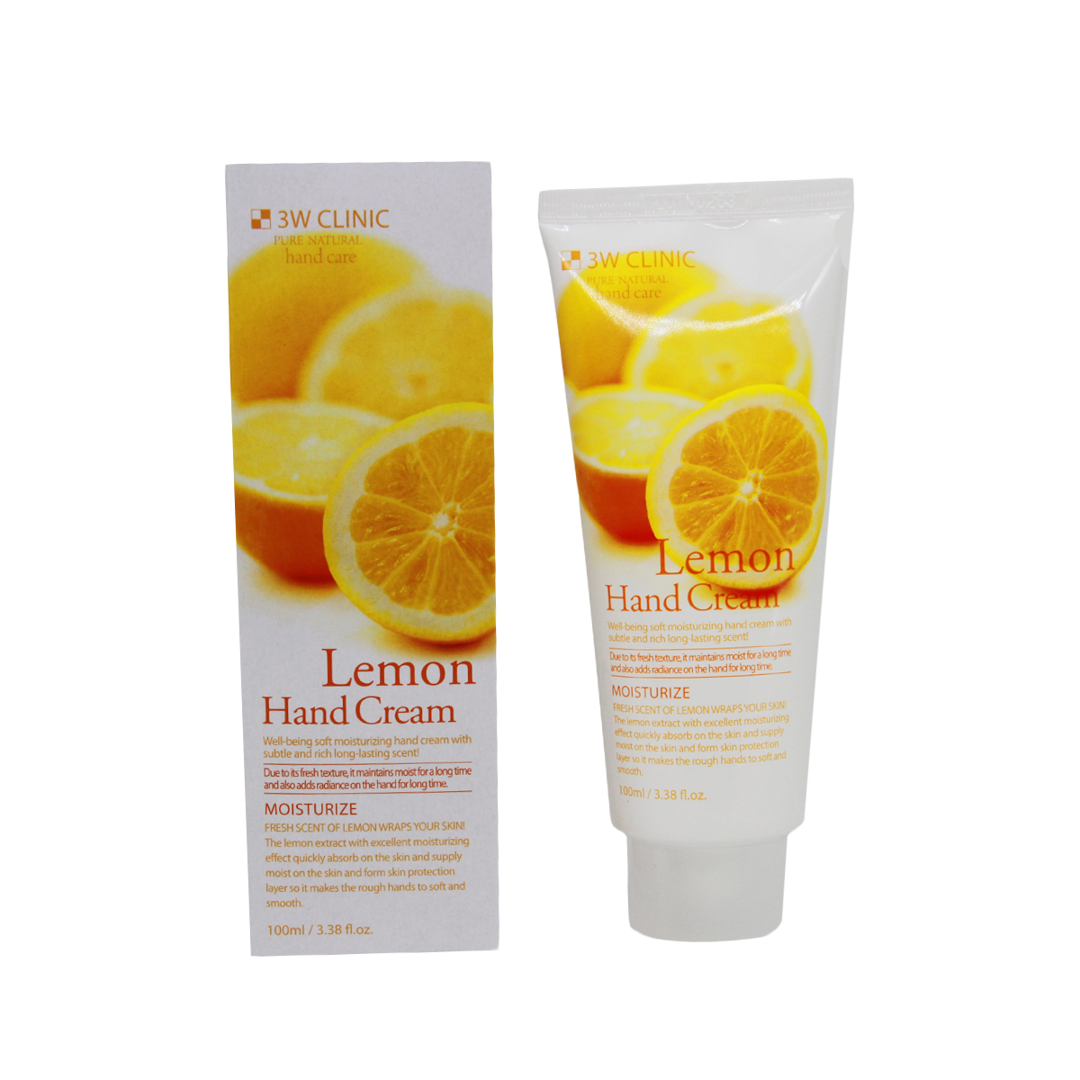 Кремы для рук и ног Крем для рук 3W Clinic Lemon Moisture Hand Cream, 100 мл import_files_5f_5fdfc3f15a4e11e980fb3408042974b1_ba1af1c85c7011e980fb3408042974b1.png