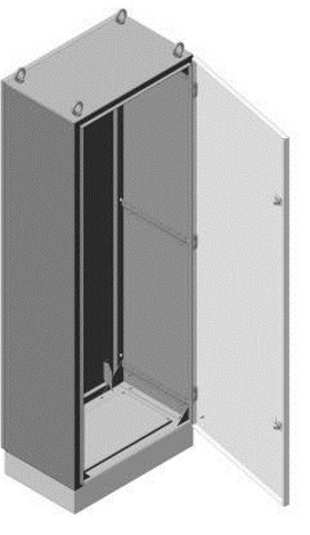 ЩМП-16.6.4-0 (1600х600х400) без монтажных панелей TDM
