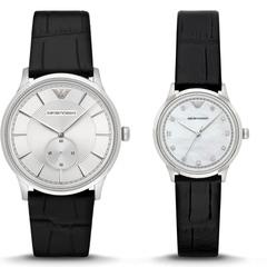 Парные наручные часы Emporio Armani AR9111