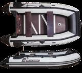 Лодка надувная Polar Bird 400 Eagle (Стеклокомпозит)
