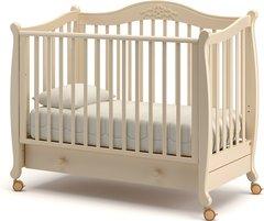 Кровать детская Моника слоновая кость