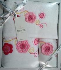 Набор полотенец  3 предмета CRAFT КРАФТ  Maison Dor Турция