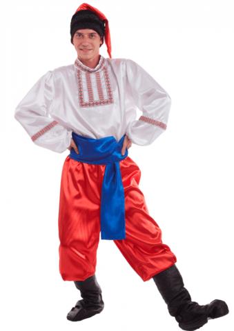 Национальный костюм Казак