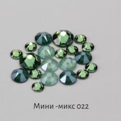 Стразы Swarovski для ногтей, Мини-микс №22 Лепр...