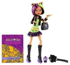 Mattel Monster High Кукла Клодин Вульф