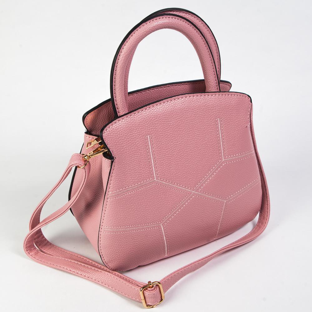 6278-4 Pink Сумка женская