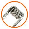 Спираль GeekVape Caterpillar Track SS316L 0.3ом 2шт