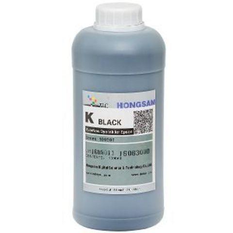 Чернила DCtec black (чёрный) 1000 мл. Серия 901300 (Ранее 109508)