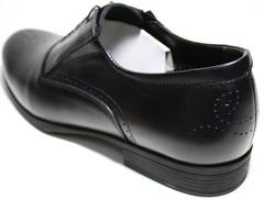 Туфли оксфорды IKOC black