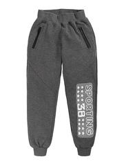 BK918B-3 брюки для мальчиков, черные