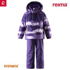 Зимний комплект Reima Tyyni 523095-5917 purple pansy
