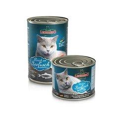 Консервы Leonardo для кошек мясо с морской рыбой
