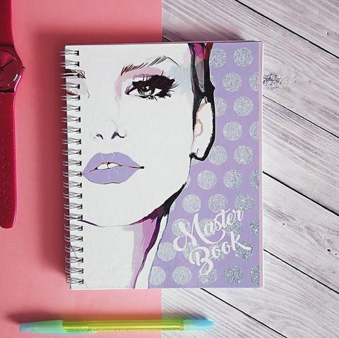 Планер на пружине «Девушка Нежность» MasterBook