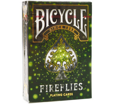Карты Bicycle Fireflies