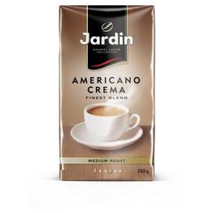 Кофе Jardin Americano Crema молотый,250г