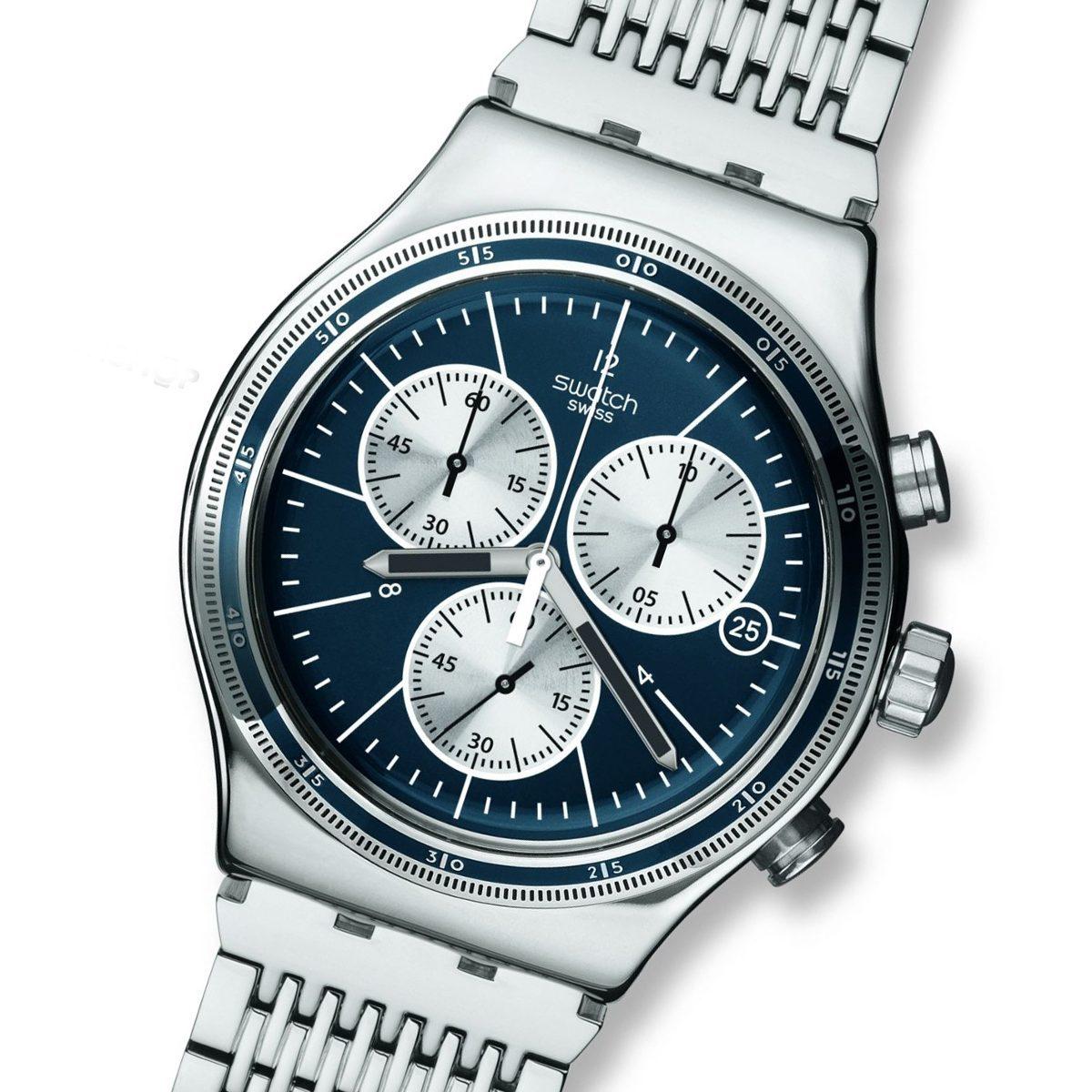 542cbf24 Наручные часы Swatch YVS410G- купить по цене 61100.0 в интернет ...