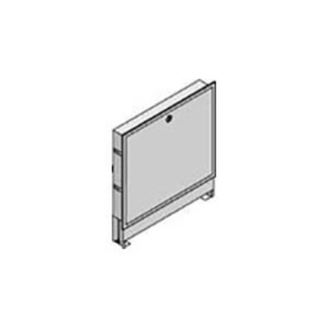 Шкаф коллекторный встраиваемый  Uponor Vario PT 715 x 123 мм
