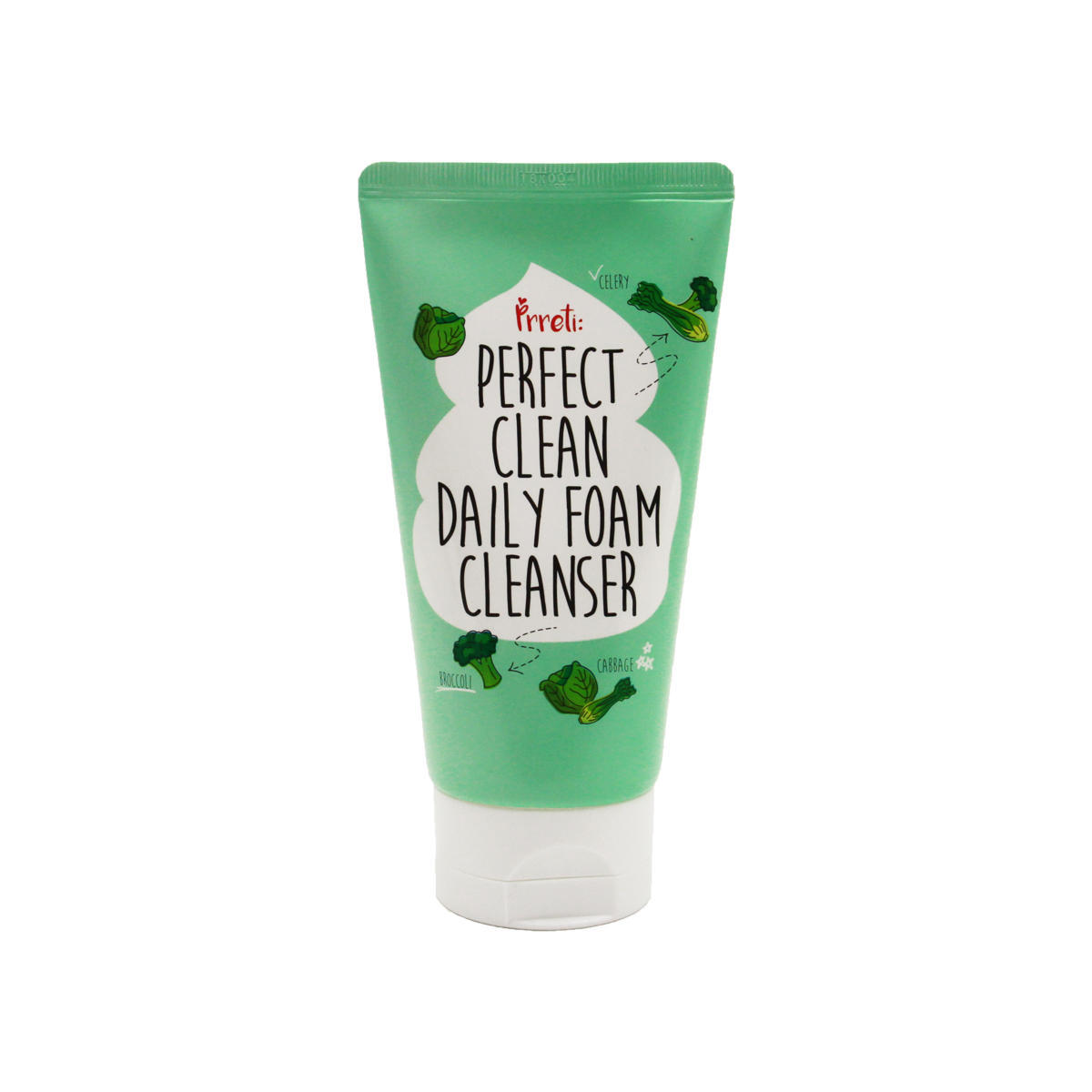 Очищение кожи Очищающая пенка Prreti Perfect Clean Daily Foam Cleanser, 150 мл import_files_b5_b5dba16b5b2d11e980fb3408042974b1_b5dba16c5b2d11e980fb3408042974b1.jpg
