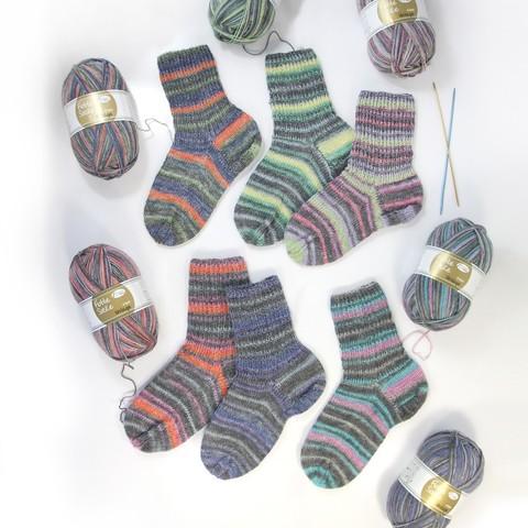 Rellana Flotte Socke Vintage
