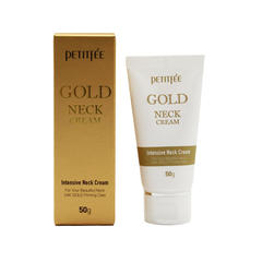 Крем для шеи Petitfee Gold Neck Cream, 50 мл