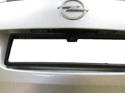 Камера заднего вида в рамке номерного знака AVIS Electronics AVS308CPR (CCD)