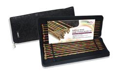 KnitPro Symfonie Wood Набор прямых спиц 25 см