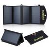 Портативное солнечное зарядное устройство 25 Вт