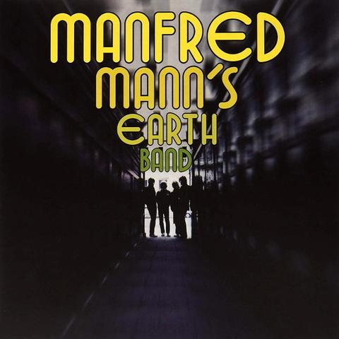 Manfred Mann's Earth Band / Manfred Mann's Earth Band (LP)