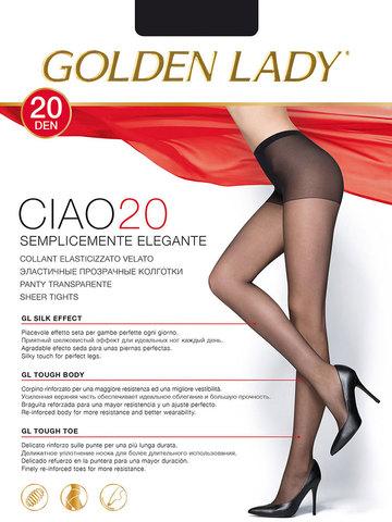 Колготки Ciao 20 Golden Lady