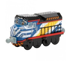 Chuggington Die-Cast Паровозик Зак (LC54122)